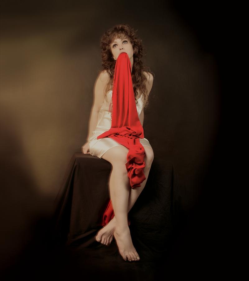 ANOTHER RED * Olexandra Pavlovska